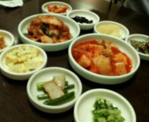 赤坂でサッバリ韓国料理