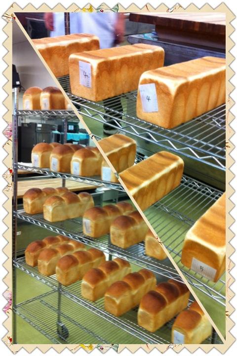 3日目は、食パン