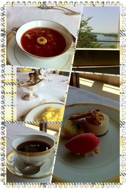 3食目も志摩観光ホテル