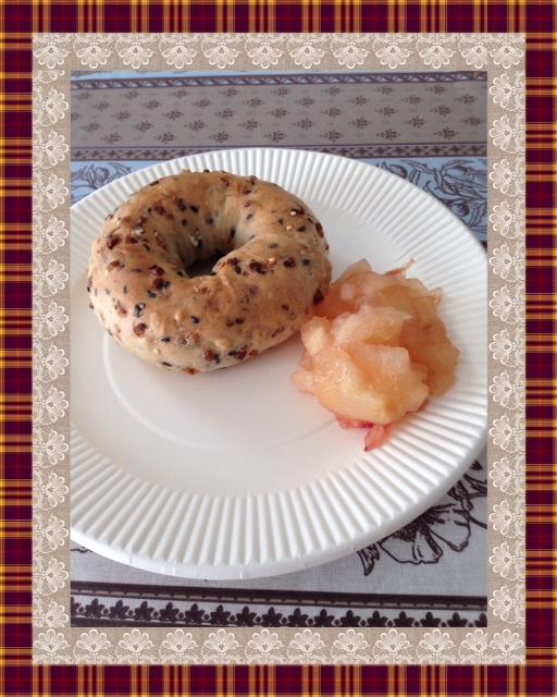柚子リンゴジャムと