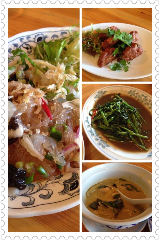 タイ料理頂いてきました