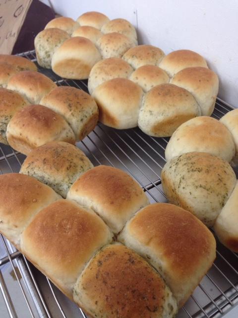 日本的なパン